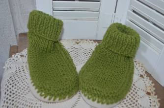 Child Size Slipper Moccasins